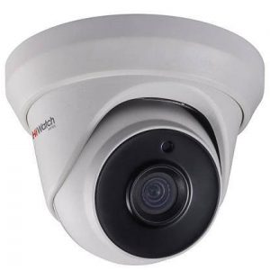 Hiwatch Hikvision 2MP 1080P THC-T220 Outdoor EXIR Turbo HD Dome Camera 40m IR