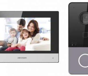 HIKVISION DS-KIS603-P DOORBELL VIDEO INTERCOM